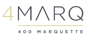 4Marq apartments Minneapolis logo