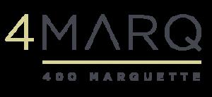 4Marq apartments Minneapolis logo