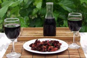 Mulberry Wine