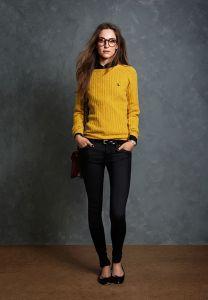Women's Mustard Clothing