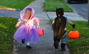 Trick-Or-Treaters