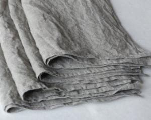 Wrinkled linen