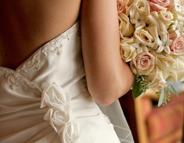 Wedding gown cleaning and preservation at Mulberrys