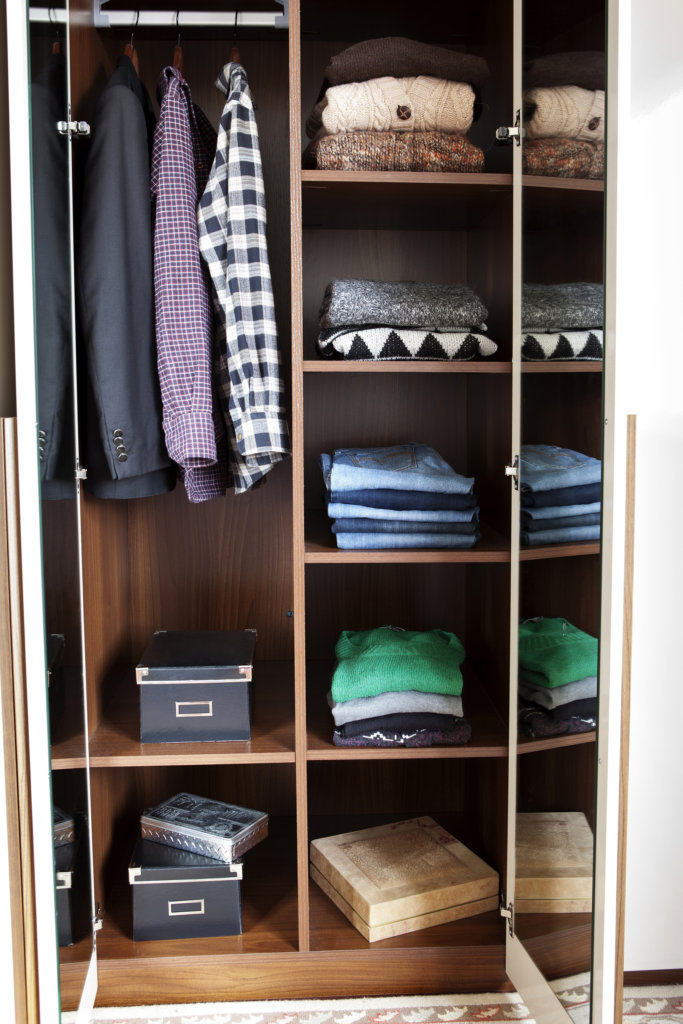 Dry cleaning and laundry wardrobe