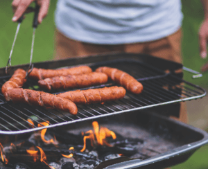 Avoid stains at your cookout
