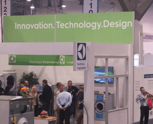 The Clean Show introduced us to new innovative processes.