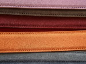 Our team can properly clean your leather items. Use our leather cleaning deals.